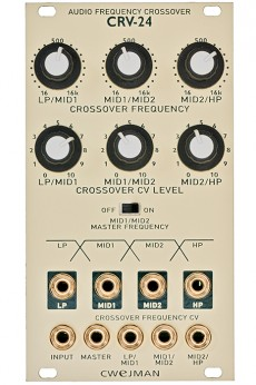 Cwejman CRV-24 Audio Crossover