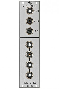 Analogue Systems RS-20 Ring Mod / Multiple
