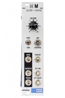 AJH MiniMod Glide + Noise silver
