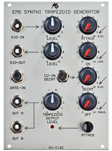 Analogue Systems RS-510e EMS Trapezoid Generator (Dual Bus)