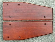 Doepfer d3m wooden side plate for d3m (pair)