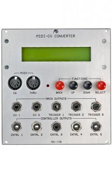 Analogue Systems RS-140 MIDI/CV Converter