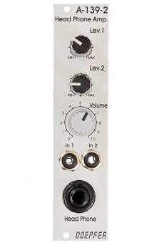 Doepfer A-139-2 Headphone Amplifier