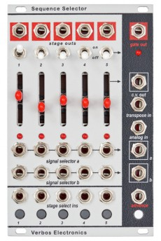 Verbos Electronics Sequence Selector