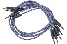 CablePuppy cable 15 cm (5 Pack) grey