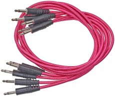 CablePuppy cable 15 cm (5 Pack) magenta