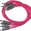 CablePuppy cable 45 cm (5 Pack) magenta