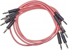 CablePuppy cable 60 cm (5 Pack) pink