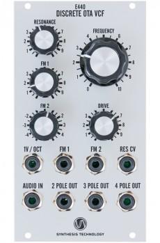 Synthesis Technology E440 Discrete VCF