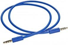 Endorphin.es Trippy Cables TRRS, blau, 60cm