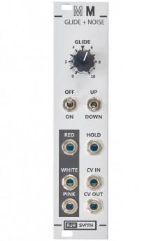 AJH MiniMod Glide Noise MkII silver