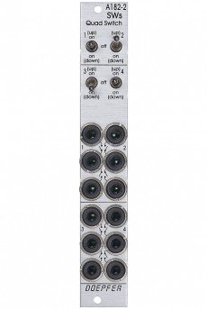 Doepfer A-182-2 Quad Switches