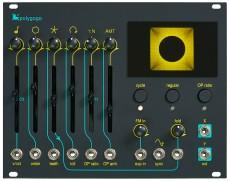 E-RM polygogo stereo oscillator