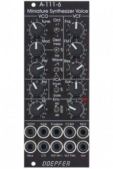 Doepfer A-111-6v Miniature Synth Vintage Edition