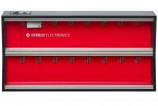 Verbos Electronics Case 2x104HP black
