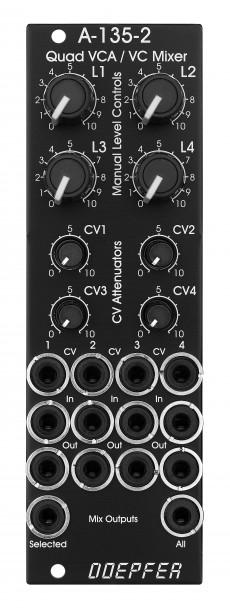 Doepfer A-135-2V Voltage Controlled Mixer Vintage Edition