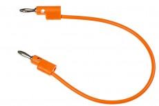 Buchla Banana Cable 25 cm (orange)