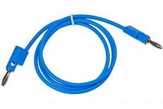 Buchla Banana Cable 75 cm (blue)