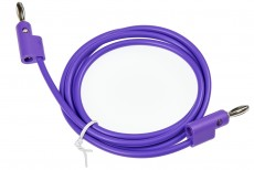 Buchla Banana Cable 100 cm (violet)