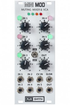 Analogue Systems RS-650 Echo Reverb